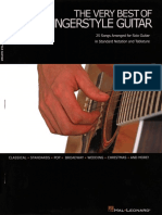216917672 the Very Best of Fingerstyle Guitar