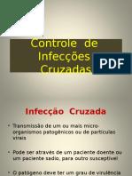 Controle de Infeccoes Cruzadas Pronta