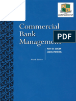 De Lucia Commercial Bank Management