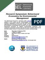 BEL Symposium