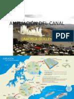 Ampliación Del Canal