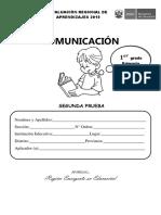 Comunicacion 1o II