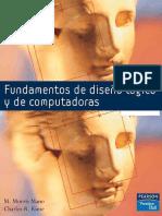 Mano Morris M - Fundamentos De Diseño Logico Y De Computacion.PDF