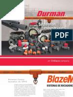 Catalogo Blazemaster Durman