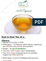 Presentation KK Tea.