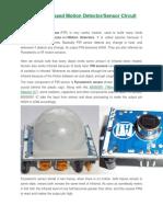 Passive Infrared Sensor.docx