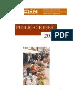 Bibliografia de Microfinanzas