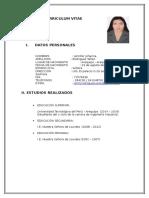 CV.jennifer Rodriguez
