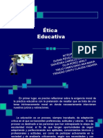 Etica Educativa 18042015