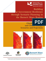 Building Local Government Resilience through Scenario Planning in the Burnett Mary Region