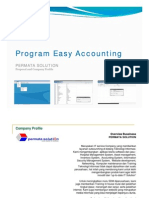 Proposal Sistem Informasi Akuntansi - Easy Accounting