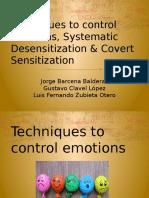 Tecnicas de control de emociones