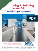 Sikandar CCIE RSv 5 Workbook-IP Services-Qos