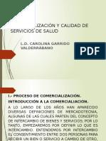 COMERCIALIZACIÓN Y CALIDAD EN SERVICIOS DE SALUDdefinitivo.pptx