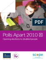 Polls Apart 2010