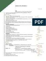 Design Check List Viii-1 Rev0 Inspector