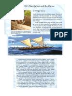 canoe and navigation pt1