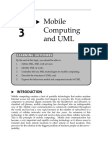 MOBILE COMPUTING & UML