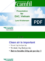 Air Fillter - Ly Thuyet Loc Cho Cleanroom