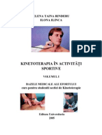 Kinetoterapie - baze medicale