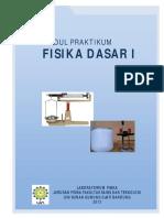 Fisika Dasar i Laboratorium Fisika Jurus