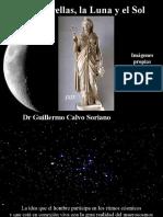 Las Estrellas, La Luna y El Sol - Simbolismo e imágenes