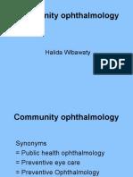 Community Ophthalmology 2