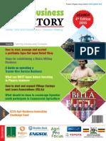 Uganda Agribusiness Directory 2015