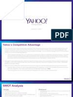MIRANDA CARLA - Yahoo Analysis - Competitive Strategy SEC A