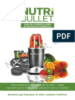 Manual Nutribullet