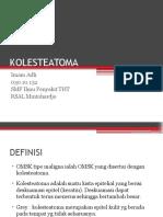 KOLESTEATOMA.pptx