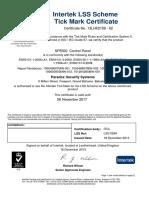 SP5500_EN_45011_System_5_Certificate_20140107