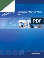 Aloha TS 6.1 PMS Interface