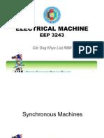 EEP 3243 Sync Mach