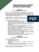 Estatuto Oficial 2015 - Grêmio
