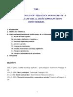 TEMA 1 Orientación Educativa CLM