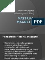 Material Magnetik