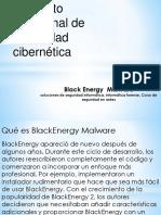BlackEnergy Malware iicybersecurity