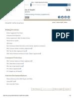Iodine — Health Professional Fact Sheet