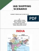 Indian Shipping Scenario - Phase 1