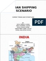 Indian Shipping Scenario - Phase 1