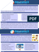 Food and Beverage Market Research Reports, Analysis & Consulting
