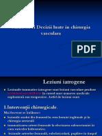 1.Manevre Si Decizii in Chirurgia Vasculara