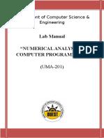 Nacp Manual