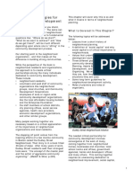Action Strategies for Community Dvl Pmt