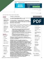 A Presenilina-1-Dependente [Gamma] Secretase-like Protease Medeia Liberação de Notch Domínio Intracelular_ Artigo_ Natureza