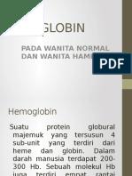 Hemoglobin Pp t