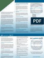 FSL Best Practice Brochure
