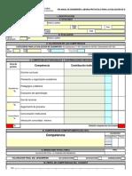Protocolo de Evaluación de Desempeño de Docentes