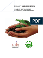 EM Nature Farming Quick Guide - Cash Crops